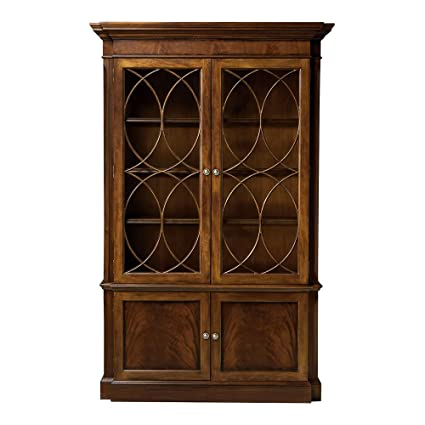 Genial Ethan Allen Roth China Cabinet, Saratoga