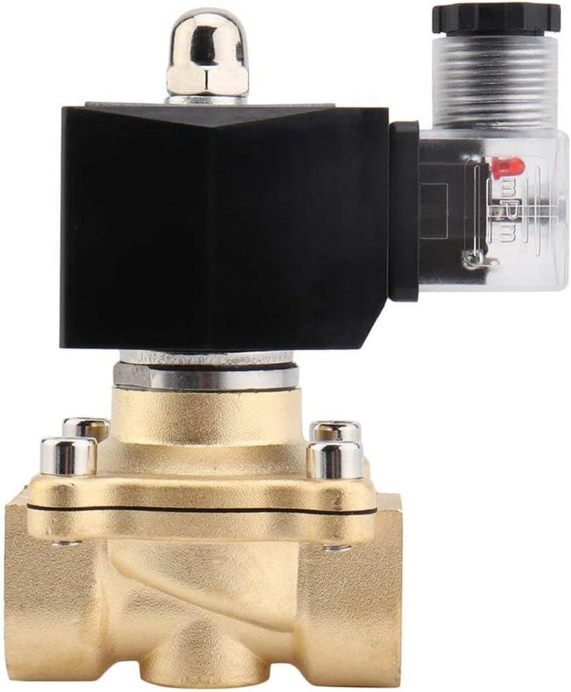 Saim 4V210-08 DC 12V Single Head 2 Position 5 Way Pneumatic Solenoid Valve Base Muffler Quick Fittings Set