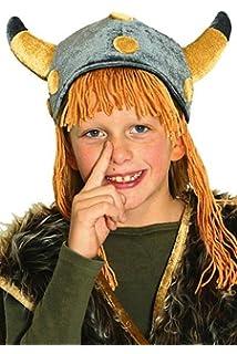 Koakid Kinder wikingerhelm Wikinger Helm Mütze Karneval Kostüm Hut Verkleidung