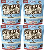 Primal Freeze-Dried Nuggets Duck Formula for Cats 56oz (4 x 14oz)