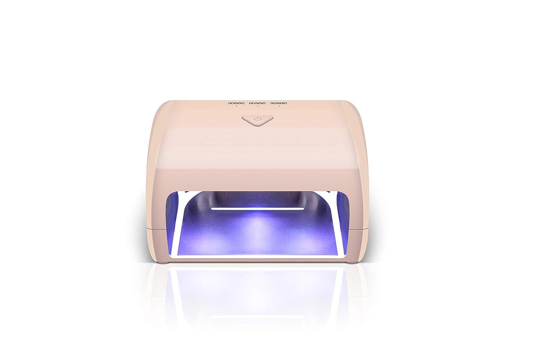 Professional Gel Polish led Nail lamp, Electric Portable Mini Nail LED UV Lamp, Electric Nail Dryer, Gel led lamp, Dryer Nail, Nail Drying Machine(Pink) LTD