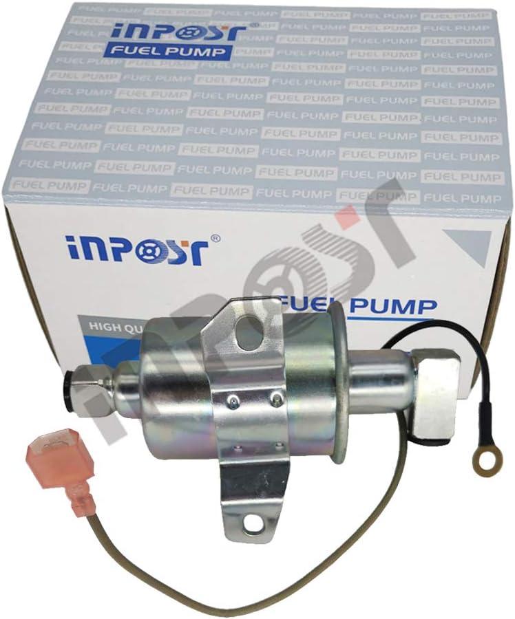 INPOST E11009 12V Fuel Pump For Cummins 149233102 149-2331-02 A047N923 Onan Emerald Plus 5000 Gas RV