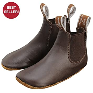 d8480c9ffd5 RM Williams Baby Booties - RRP 144.99 - Free Post Chestnut M: Amazon ...