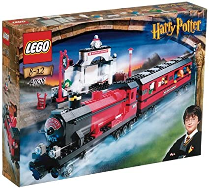 Amazon Lego Harry Potter Hogwarts Express 4708 Toys Games