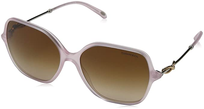 Tiffany & Co. 0TY4145B 82453B 57 Gafas de Sol, Rosa (Rose ...
