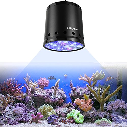 HILLPOW Aquarium Dimmable Spectrum Saltwater product image