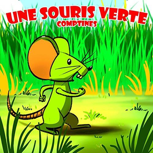 Une souris verte comptines by la superstar des comptines rondes et berceuses on amazon music - Une souris verte singe ...