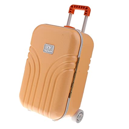 Sharplace 1 6 Scala Bambola Miniatura Arredamento Valigie Luggage