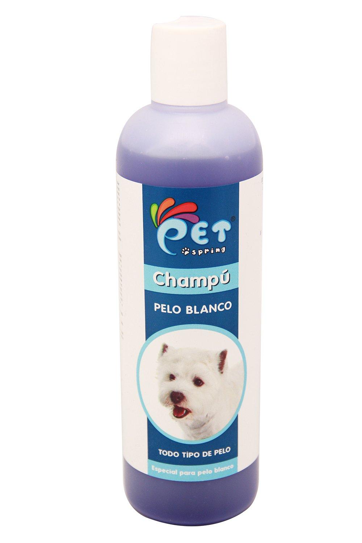 BPS® Champú para Pelo Blanco, Champú para Todo Tipo de Pelo y Champú para Perros, Shampoo para Perro, Cachorro, Animales Domésticos PSP-50007 BPS(R)