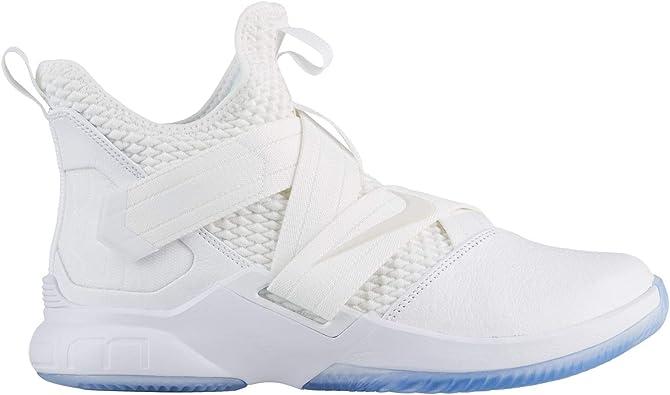 Patrocinar programa firma  Amazon.com: Nike Lebron Soldier XII - Tenis de baloncesto para hombre, 10.5  M US: Shoes