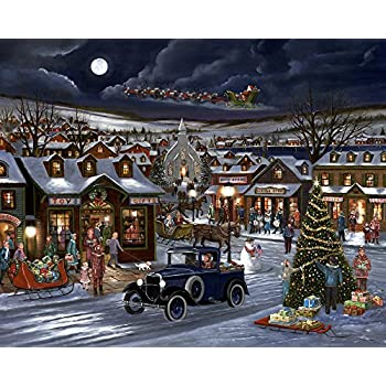 Rejoice in Christmas Jigsaw Puzzle 1000 Piece