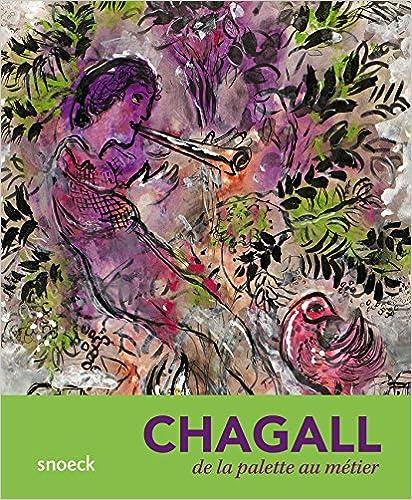 Livres Chagall, de la palette au métier pdf