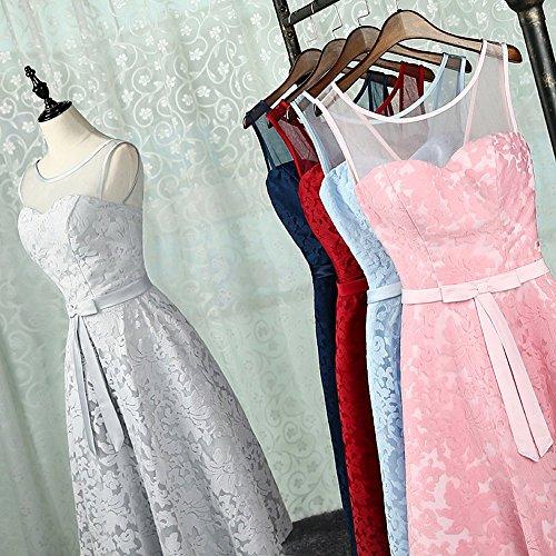 Imperio Corte Para Mujer Drasawee Vestido Gris OFgqF6zZ