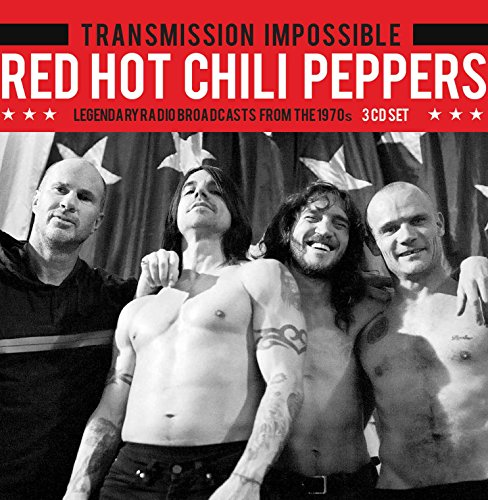 red hot chili peppers box - 7