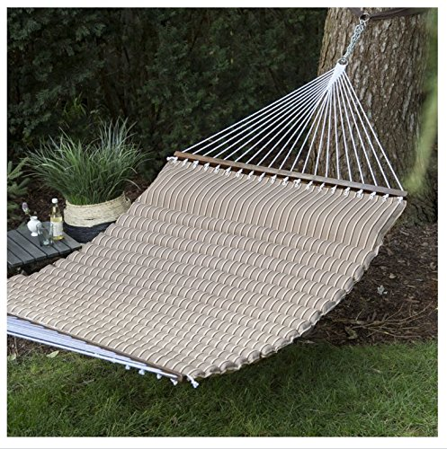 Renovations Island - Island Bay 13 ft. Cocoa Pillowtop Hammock