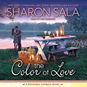 The Color of Love: Blessings, Georgia Series, Book 5 | Sharon Sala