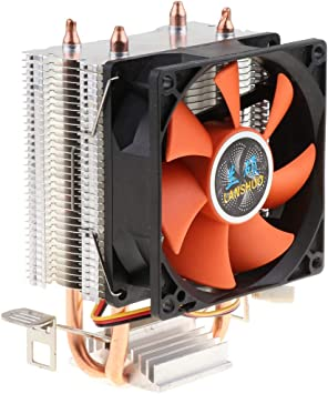 KESOTO DC 12V Enfriador De CPU Silencioso, Ventilador De ...