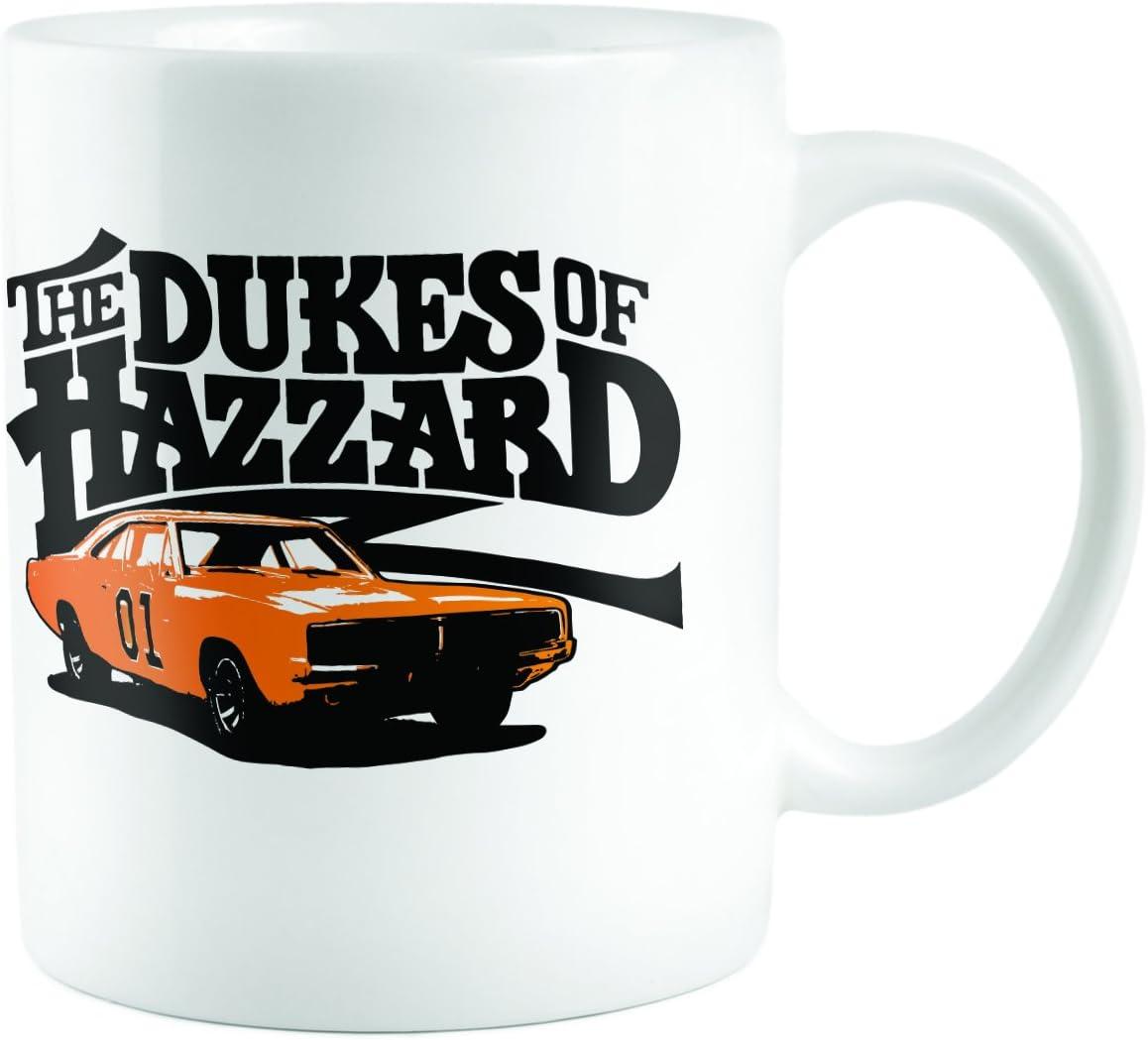 MUSH Tazza The Dukes of Hazzard by