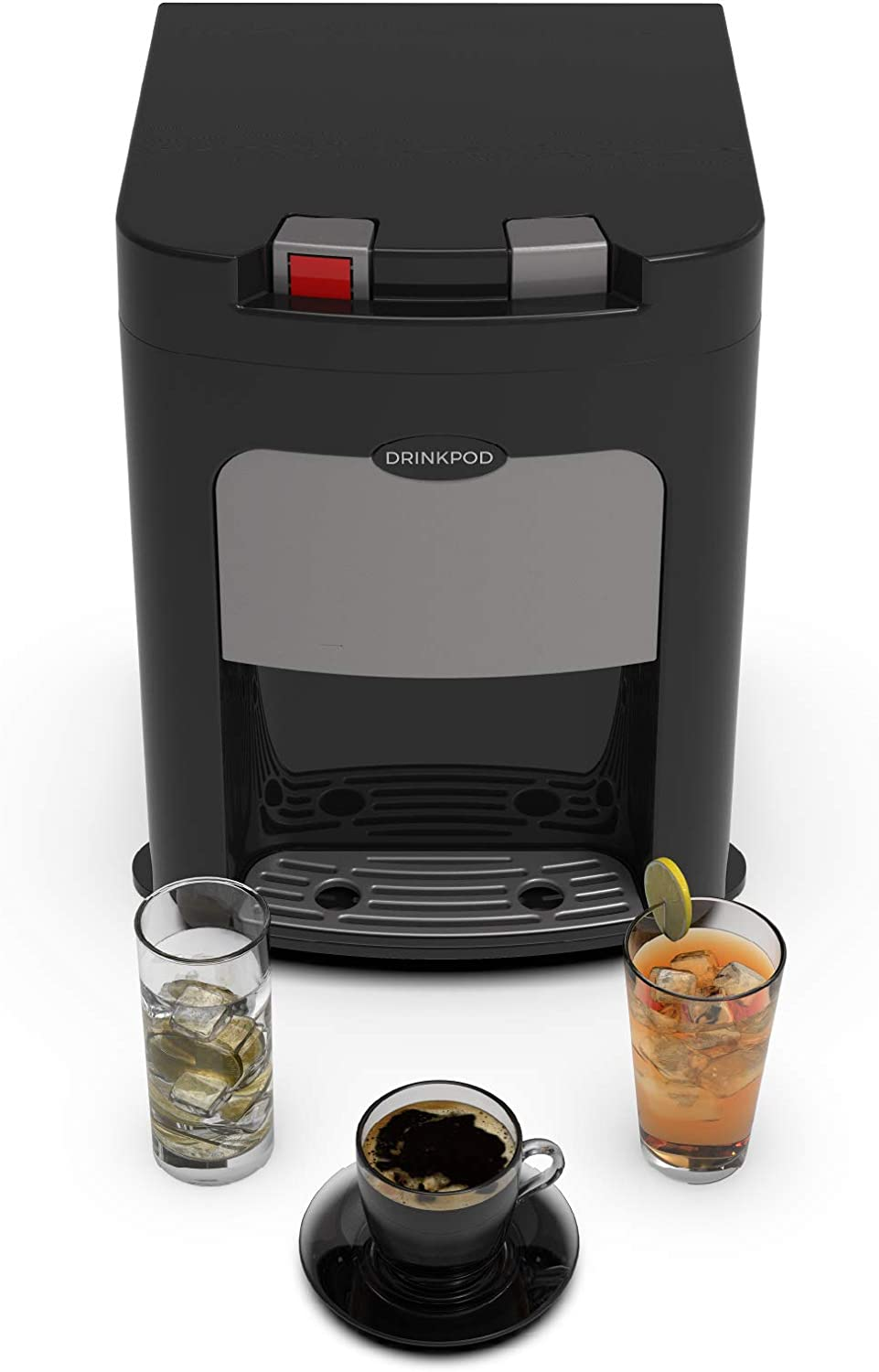 Bottleless Water Dispenser Countertop Water Cooler for Offices and Home Use