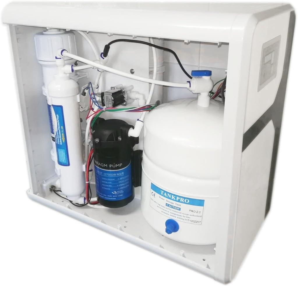Kompakte Pumpe N02t Osmoseur Haushalte Küche Haushalt