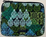 Vera Bradley Laptop Sleeve (Caribbean Sea)