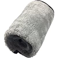 Microfiber Plush Car Drying Towel Cleaning Towels Super Absorbent Auto Detailing Towel 40x100cm