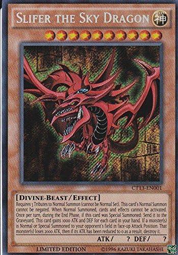 Obelisk The Tormentor God Card LDK2 ENS02 Ultra Rare Limited Edition Yugioh