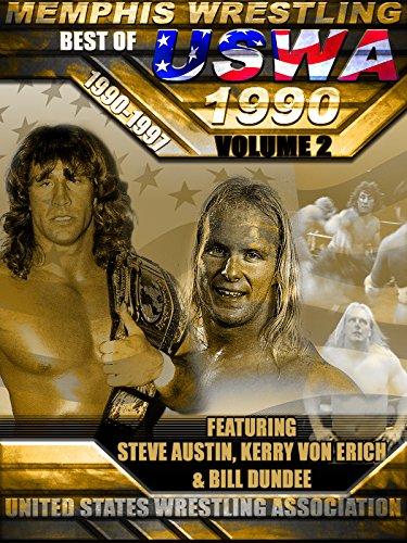 Best Of USWA Memphis Wrestling 1990 Vol 2