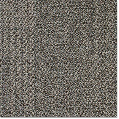 Liberty Commercial Rustic Taupe 19.7 in. x 19.7 in. Carpet Tile (20 Tiles/Case)