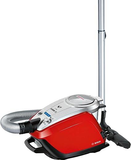 Bosch ProAnimal Aspiradora sin Bolsa 3 L, 950 W, 74 dB, 575 W, 3 Liters, Decibelios, Rojo: Amazon.es: Hogar