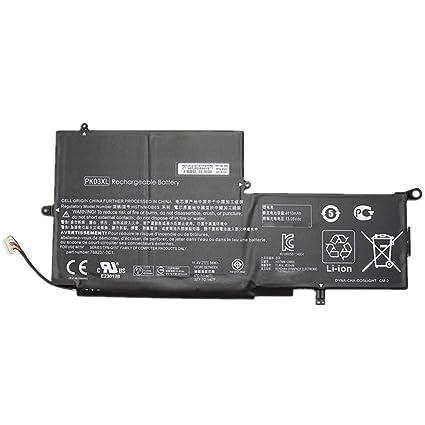 PK03XL batería del Ordenador portátil para HP Spectre Pro X360 Spectre 13 PK03XL HSTNN-DB6S