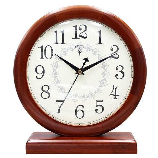 X-HH Reloj de Mesa, Reloj de Escritorio Simulación Reloj Digital ...