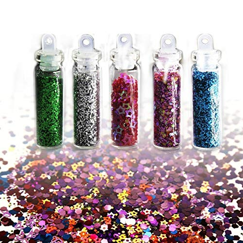 - ZAMTAC Lowest Price Slime Supplies Kit 55 Pack Slime Beads Charms Slime Tools for DIY Slime Making Home Decor - (Color: Multicolor)