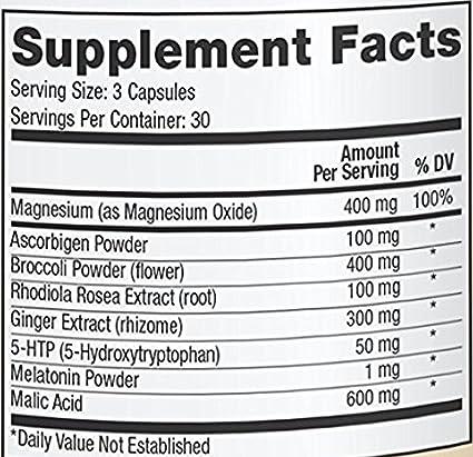 Progressive Health Anatrin: Muscle fibromialgia el alivio del dolor y tratamiento conjunta con 5-HTP con magnesio: Amazon.es: Salud y cuidado personal