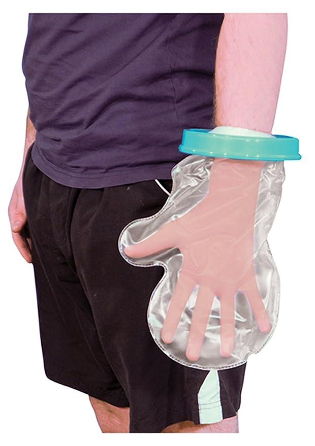 Aidapt: Protector impermeable para yeso o vendaje para la ducha/baño, para brazo de adulto: Amazon.es: Salud y cuidado personal