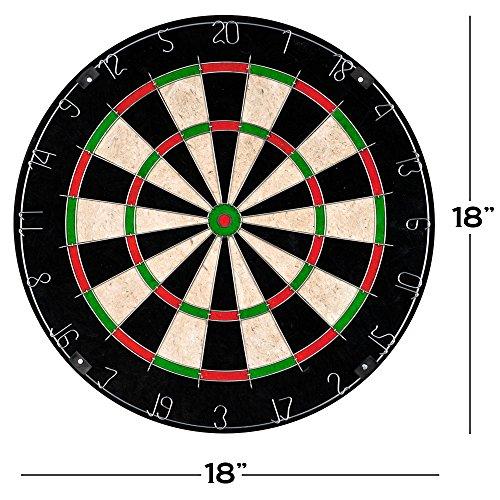 Amazon Com Hey Play 15 Dg5218 Tg Dart Game Set With 6 Darts And