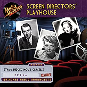 Screen Directors' Playhouse Radio/TV Program