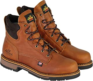 "product image for Thorogood Men's American Heritage 6"" Classic Plain Toe, Non-Safety Toe Boot"