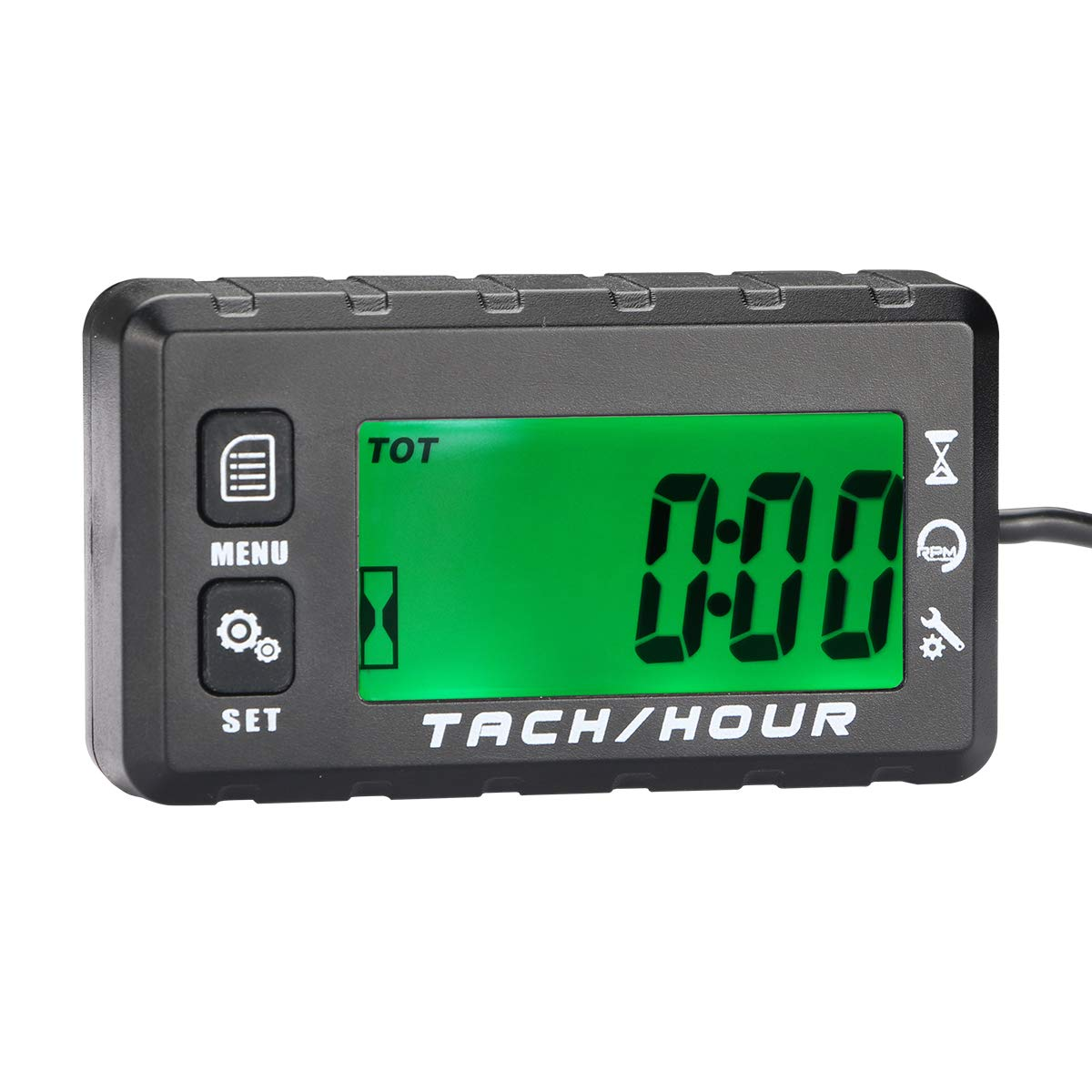 Replacement Parts Searon Digital Tachometer Hour Meter Tach