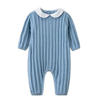 cc301d74b8d0 Amazon.com  Auro Mesa Baby Costume Newborn Baby Knit Romper