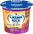 Cream of Rice Hot Cereal to Go, Mixed Berry, 2.29 Ounce (Pack of 6)