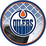 Edmonton Oilers Dessert Plates