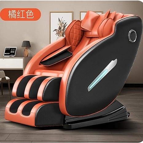Sillon de Masage Masajeador Eléctrico Manipulador 3D ...