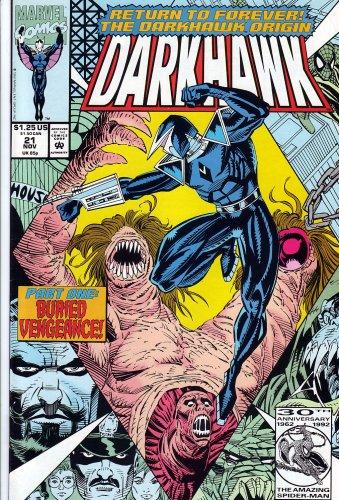 Darkhawk #21 Return To Forever