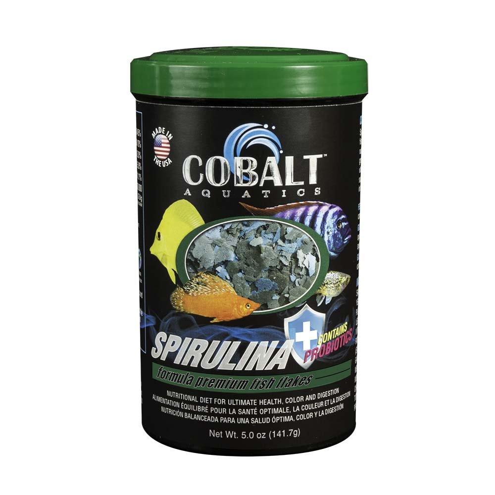 Cobalt Aquatics Spirulina Flake, 141,7 Gram