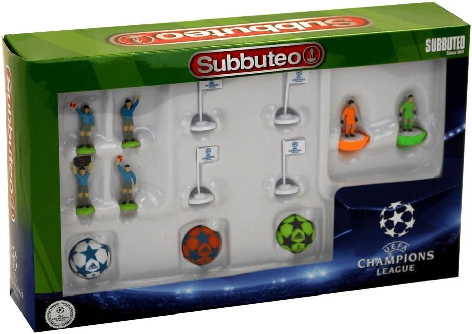 Eleven Force League Subbuteo UEFA Champions L Accesorios (81502 ...