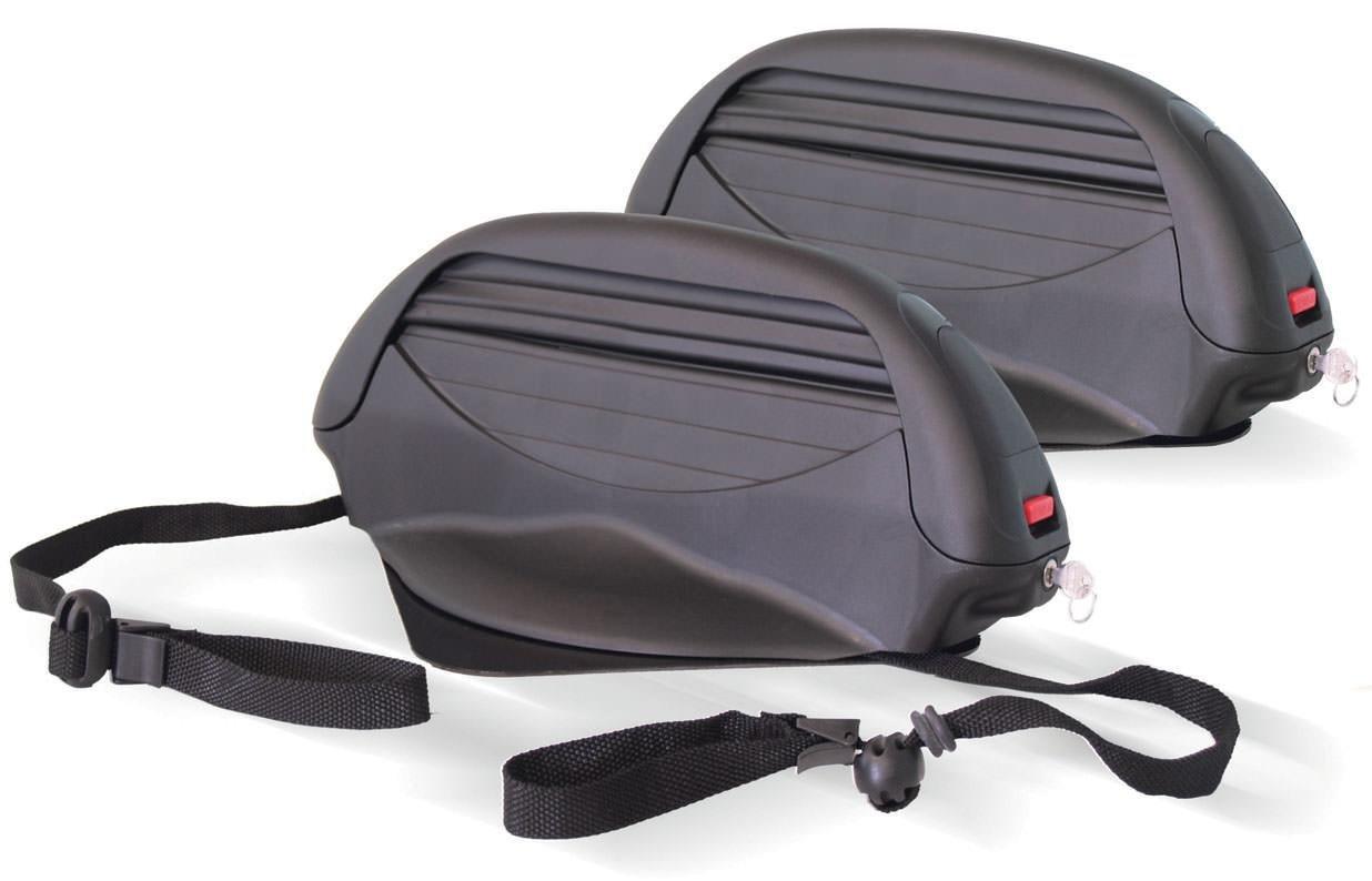 M-WAY Support pour Skis magné tique de Toit Tigershark portaggio Soin Automobile Accessoires
