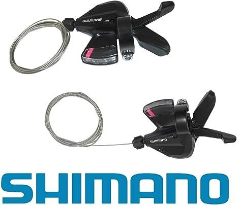 Mandos de cambio derecho e izquierdo Shimano Altus SL M310 8 x 3 ...