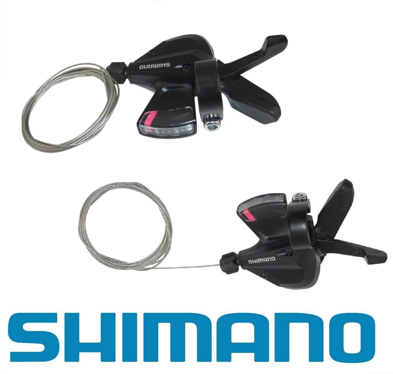 Commandes change gauche et droite Shimano Altus SL M310/8/x 3/24/V Vitesse V/élo V/élo MTB City Bike