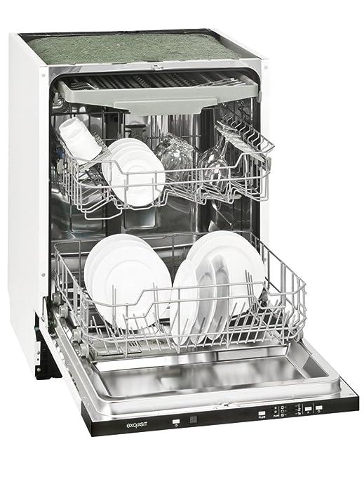 Exquisit EGSP140E/B lavavajilla - Lavavajillas (Totalmente ...
